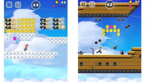 Super Mario Run preview: hands-on with Nintendo's first