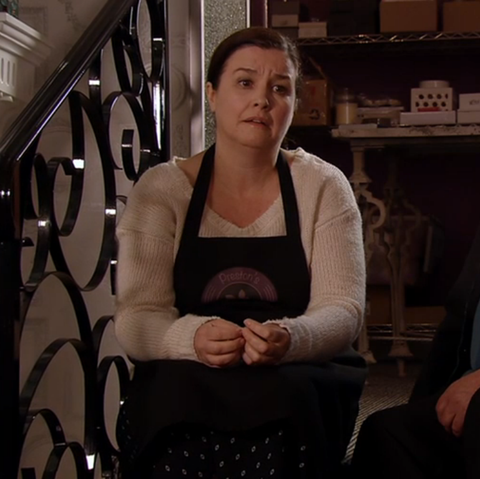 Coronation Street Reveals First Look As Freda Burgess Drops A