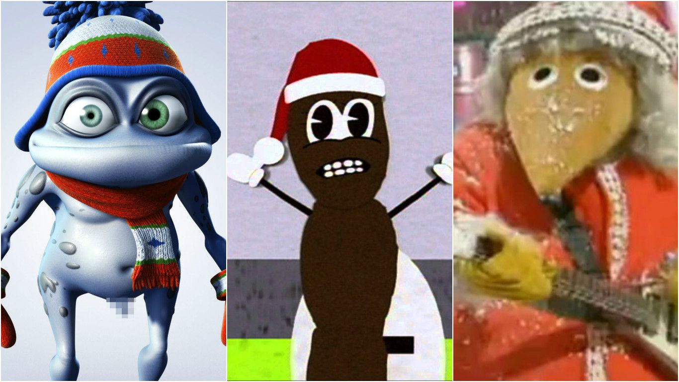 18 of the weirdest Christmas songs ever made, from Basshunter to Bob ...