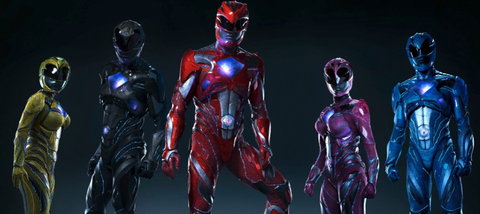 From Saban's Power Rangers
