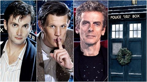 Doctor Who Christmas Specials.Doctor Who Christmas Specials Ranked From Worst To Best