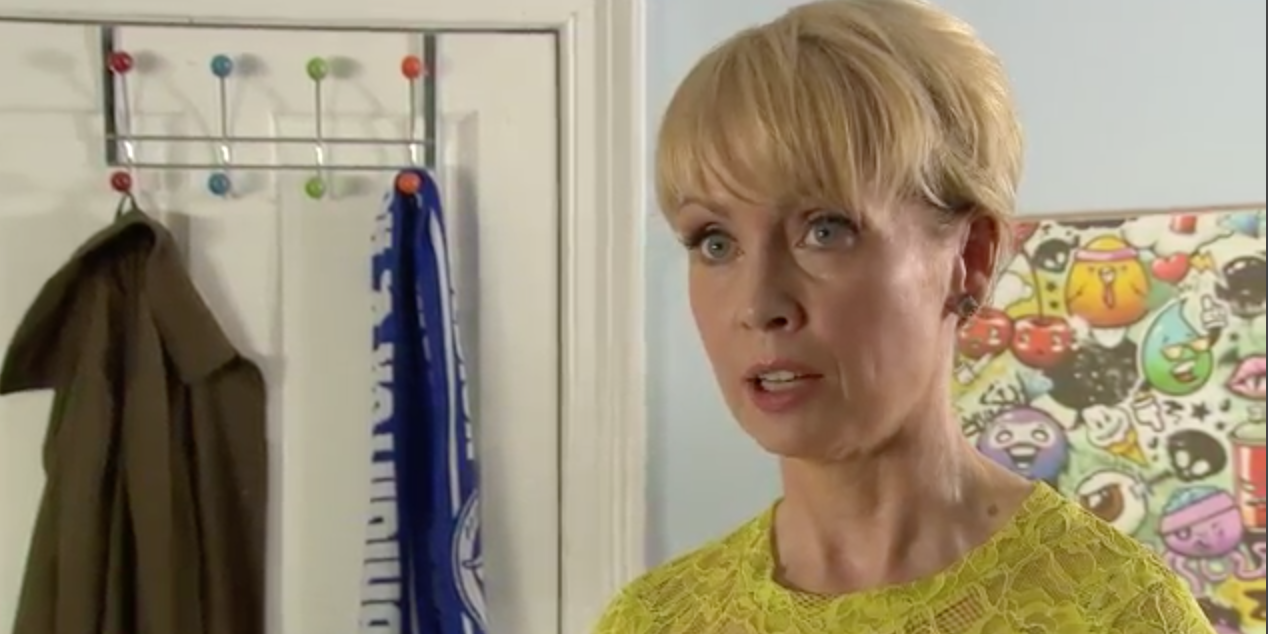Marnie tells Alfie the truth in Hollyoaks