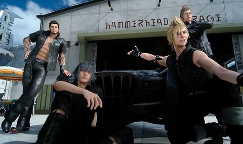 Final Fantasy XV's DLC is cancelled as director quits Square