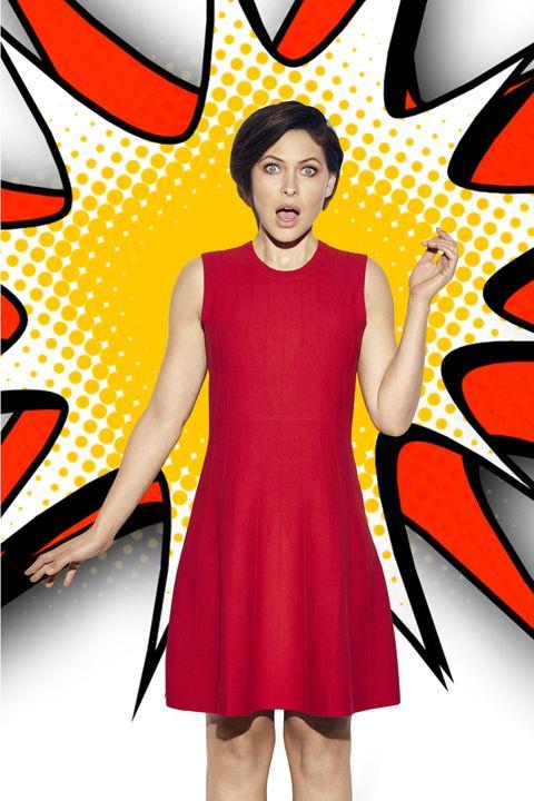 Celebrity Big Brother January 2017 host Emma Willis