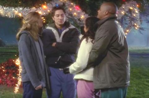 Scrubs Christmas