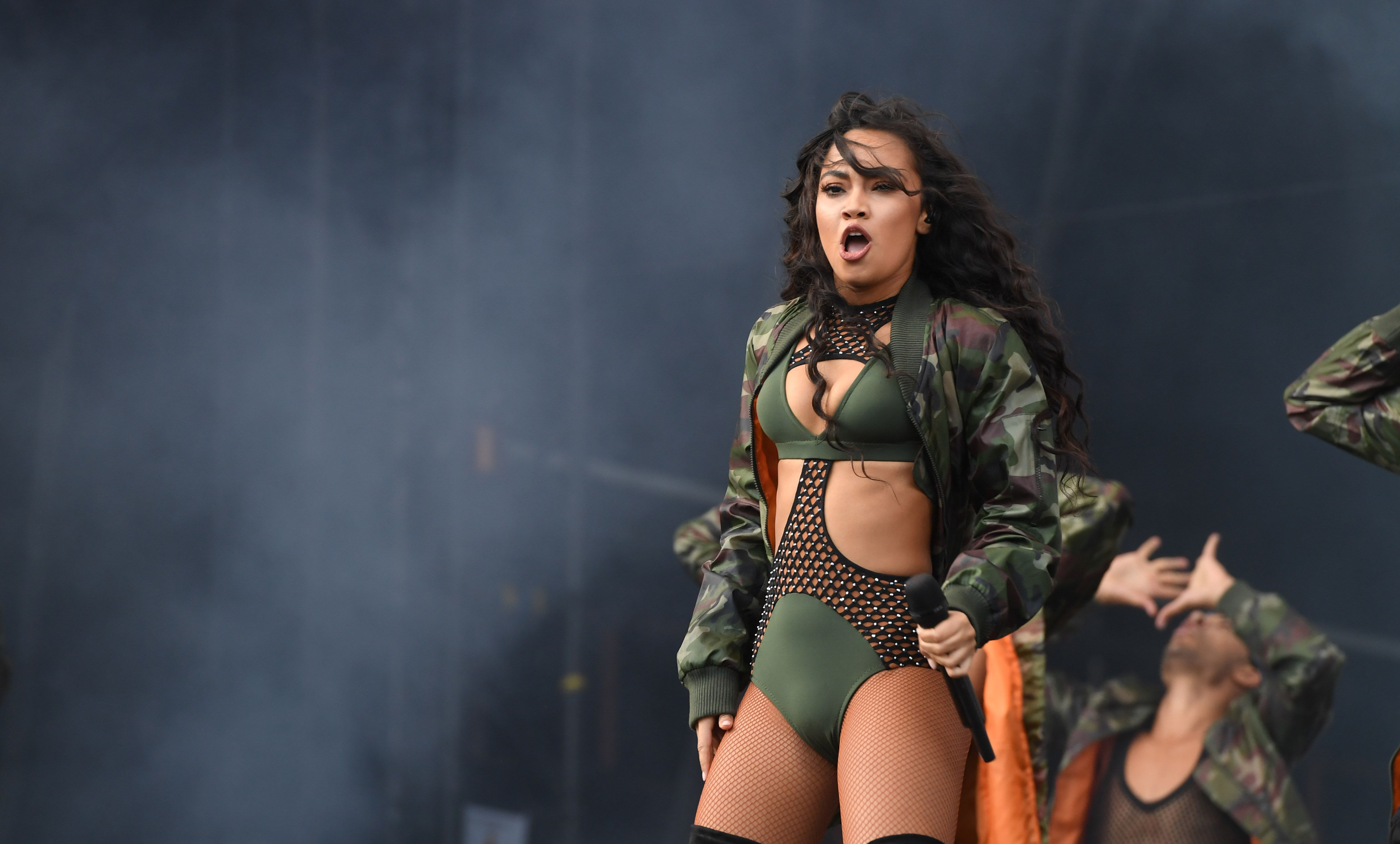 """Little Mix's Leigh-Anne Pinnock opens up about receiving """"horrible"""" and """"nasty"""" racist abuse"""