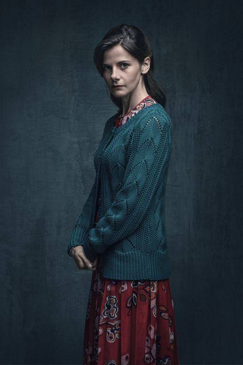 Sherlock star Louise Brealey is sorry about that whole Molly