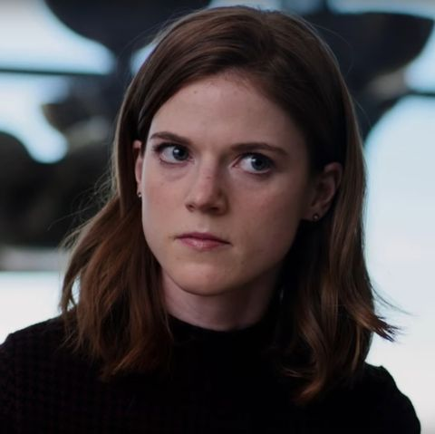 The Good Fight confirms Game of Thrones star Rose Leslie's exit from the show