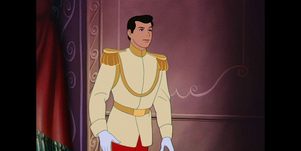 Prince Charming Cinderella