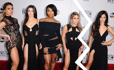 Fifth Harmony Say Camila Didn T Turn Up To Any Band Meetings As They