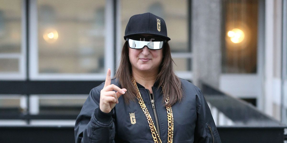 daae2cec2757 The X Factor s Honey G shows off weight loss on strict low carb diet