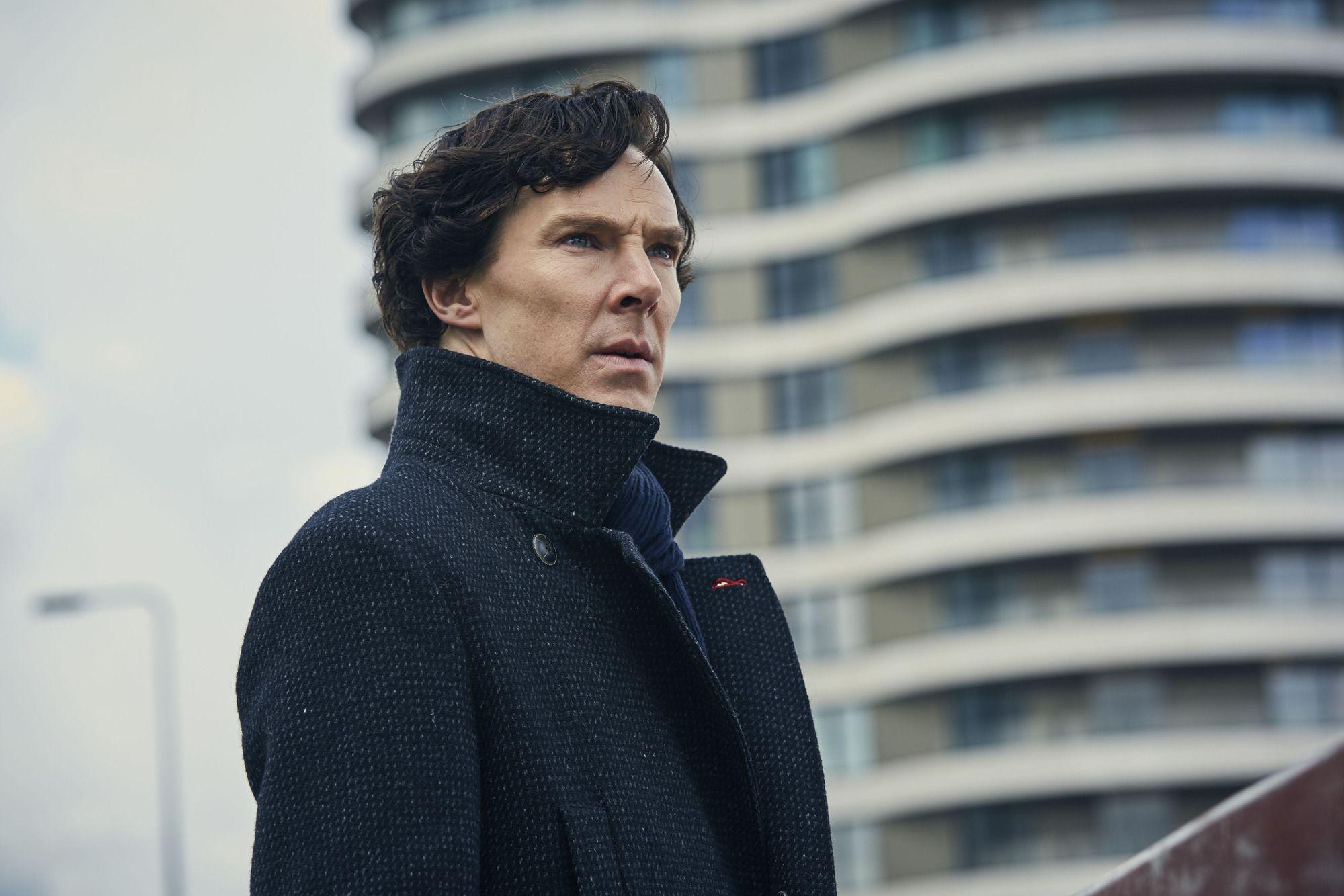 Sherlock creator explains how Benedict Cumberbatch inspired BBC's Dracula