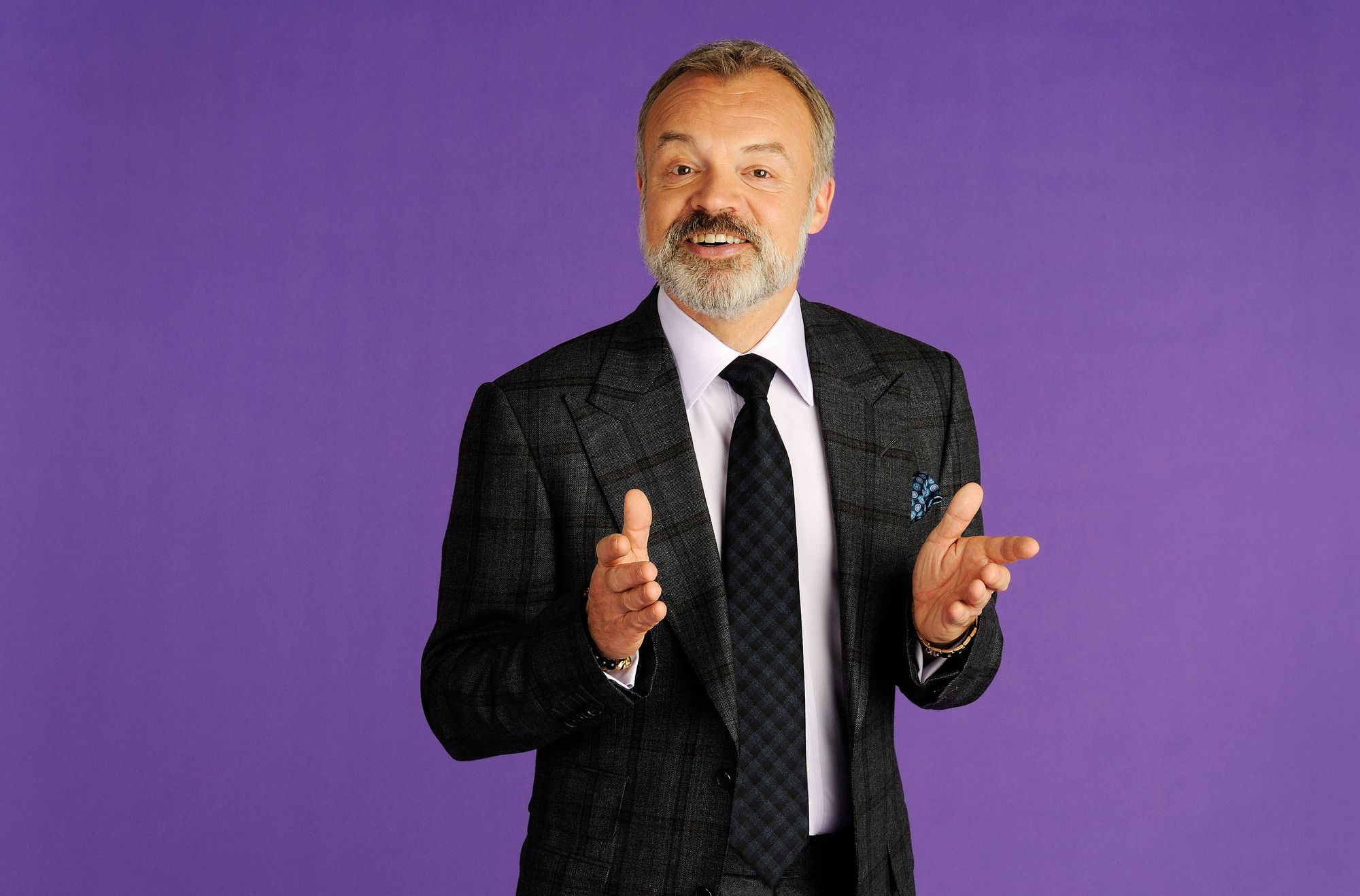 Graham Norton has been given a big new hosting gig