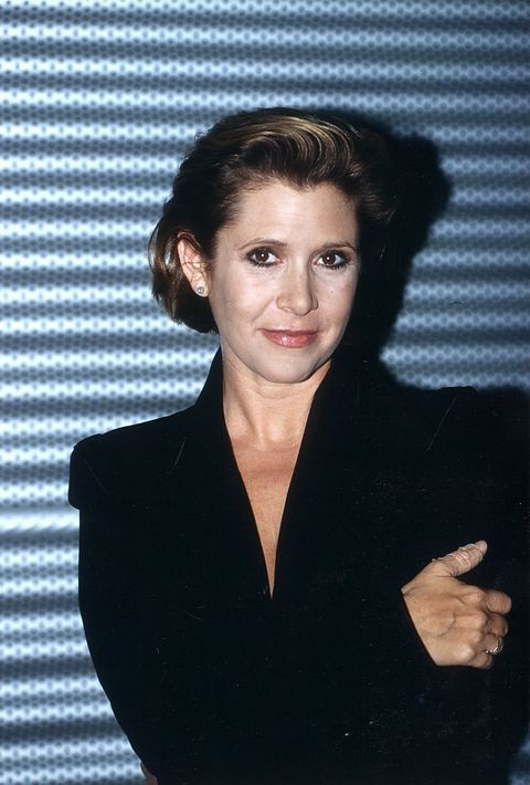 bas prix 2ea56 4304a Carrie Fisher obituary: Remembering Star Wars' iconic ...