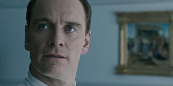 Michael Fassbender as David in Alien: Covenant