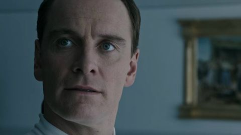 Michael Fassbender is David in the new Alien: Covenant trailer