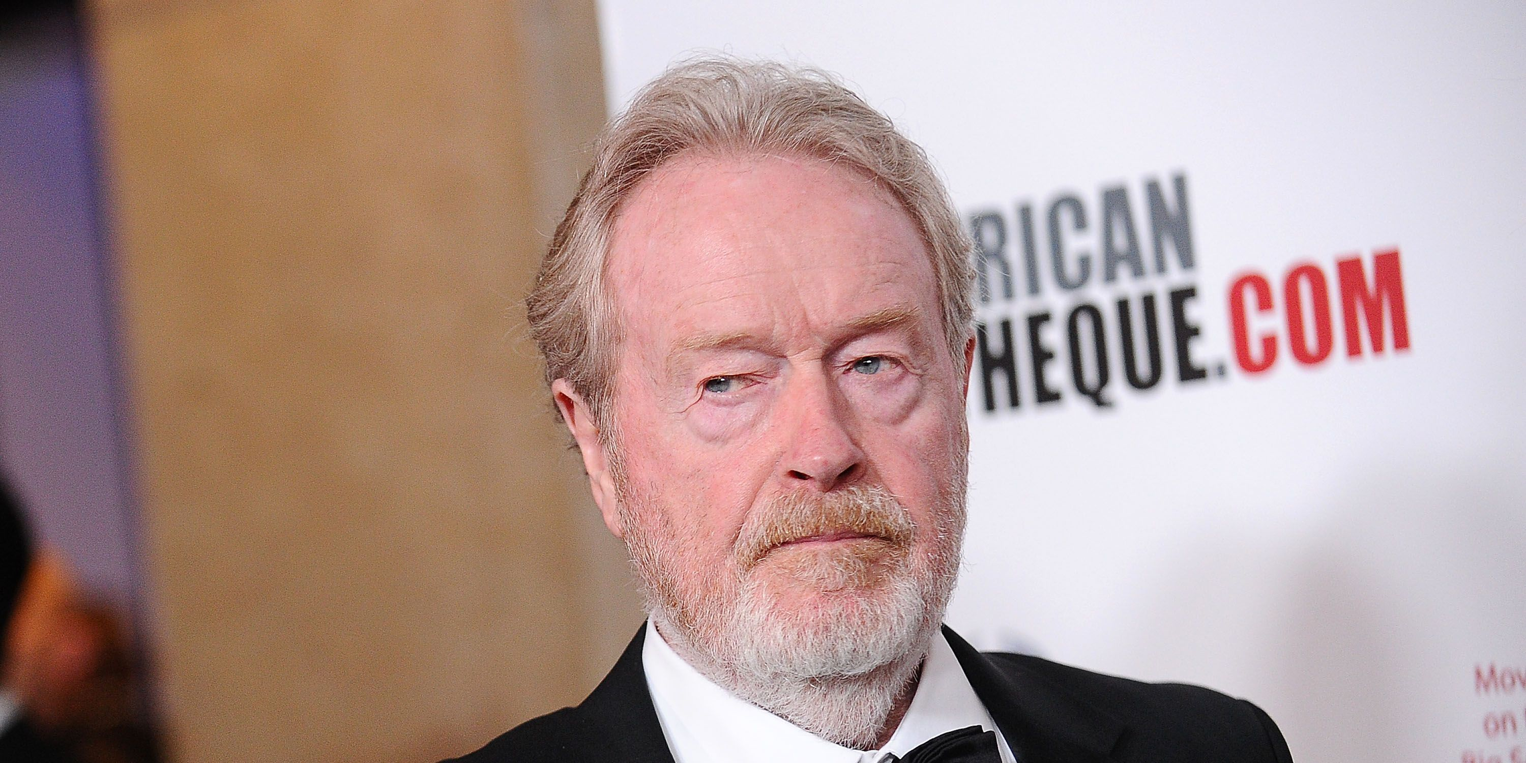 Ridley Scott attends the 30th annual American Cinematheque Awards gala