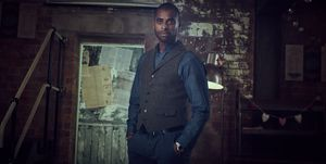 Karl Collins as Louis Loveday in Hollyoaks