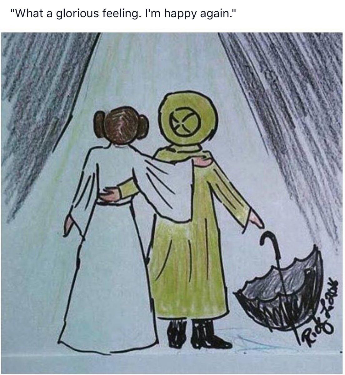 Carrie Fisher's brother says goodbye to his sister and mum Debbie Reynolds with this beautiful drawing