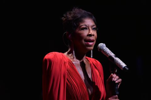 Natalie Cole photographed in July 2015