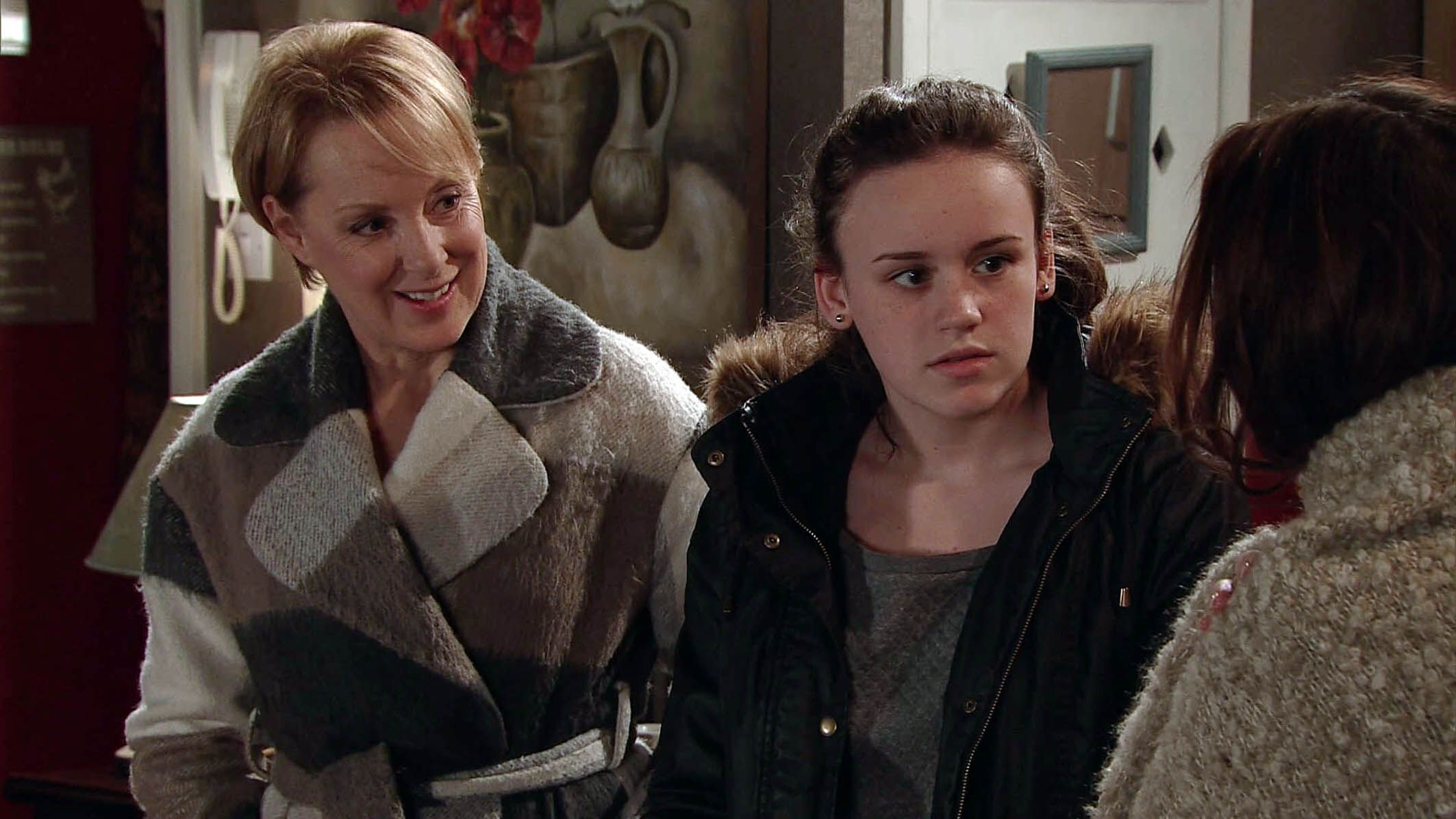 Coronation Street's Ellie Leach wants a bigger storyline for Faye Windass