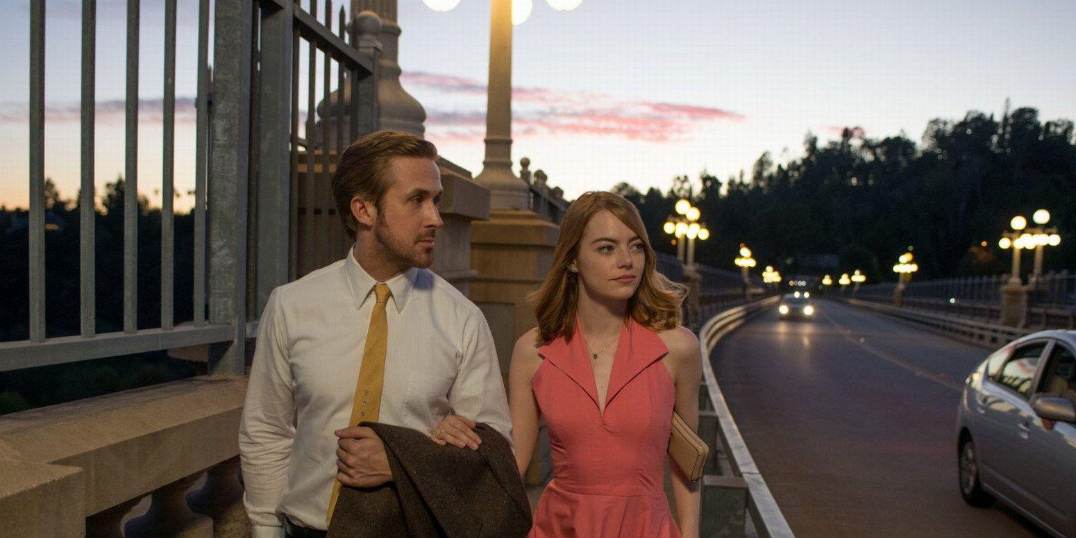 La La Land Emma Stone, Ryan Gosling