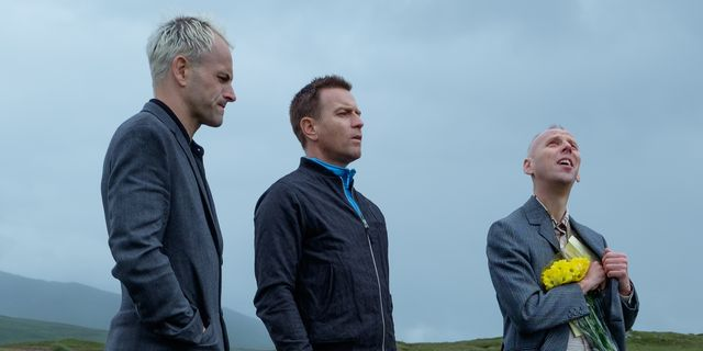 Trainspotting author hints at a third film with Danny Boyle
