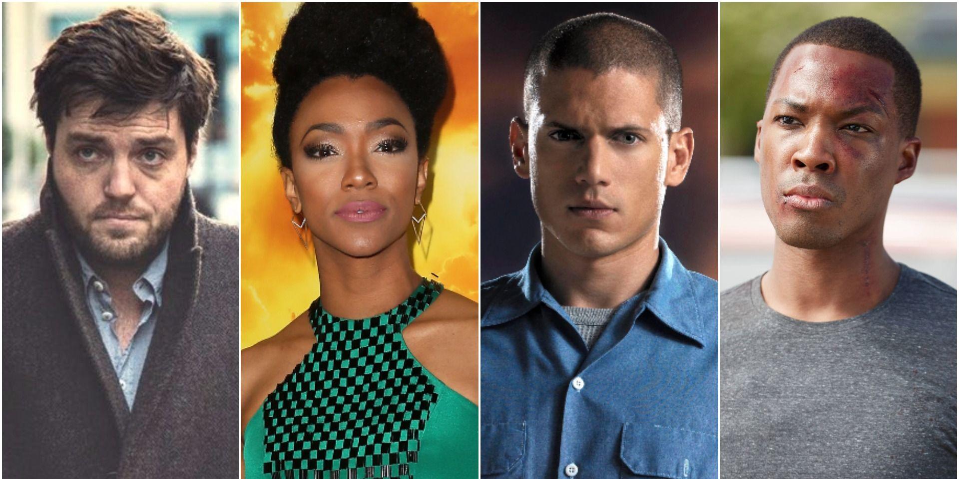 2017 shows: Cormoran Strike, Star Trek: Discovery, Prison Break, 24: Legacy