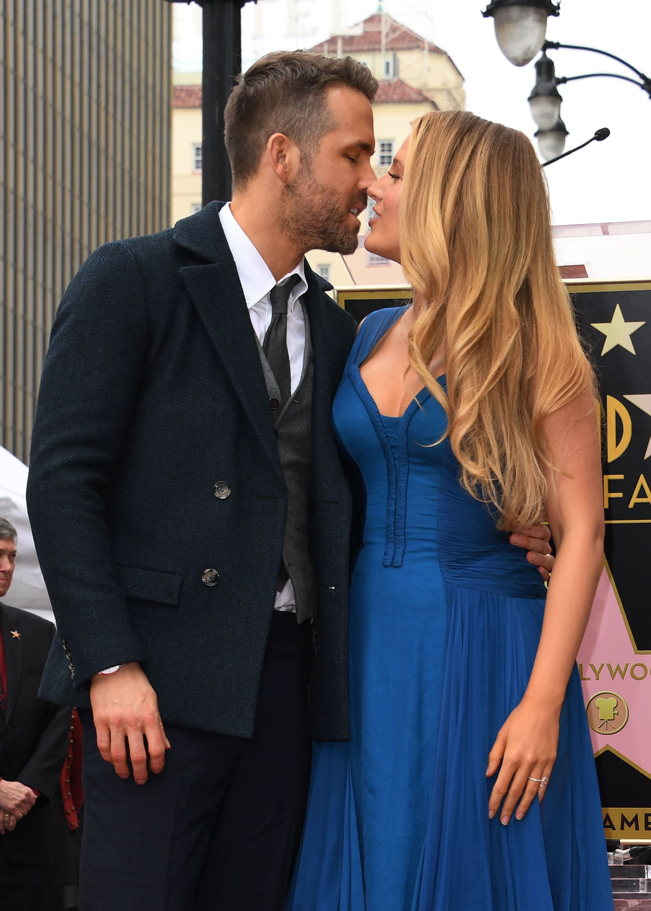 Ryan Reynolds gives fans first glimpse of newborn baby with wife Blake Lively