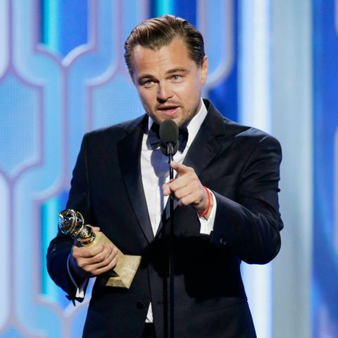 Leonardo DiCaprio (sort of) addresses the Titanic door controversy with Jack's death