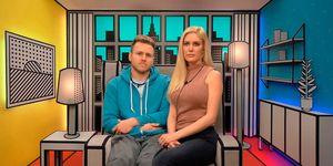 Celebrity Big Brother Heidi and Spencer Pratt - Speidi