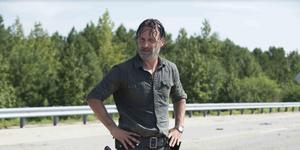 Rick Grimes (Andrew Lincoln) in The Walking Dead  season 7