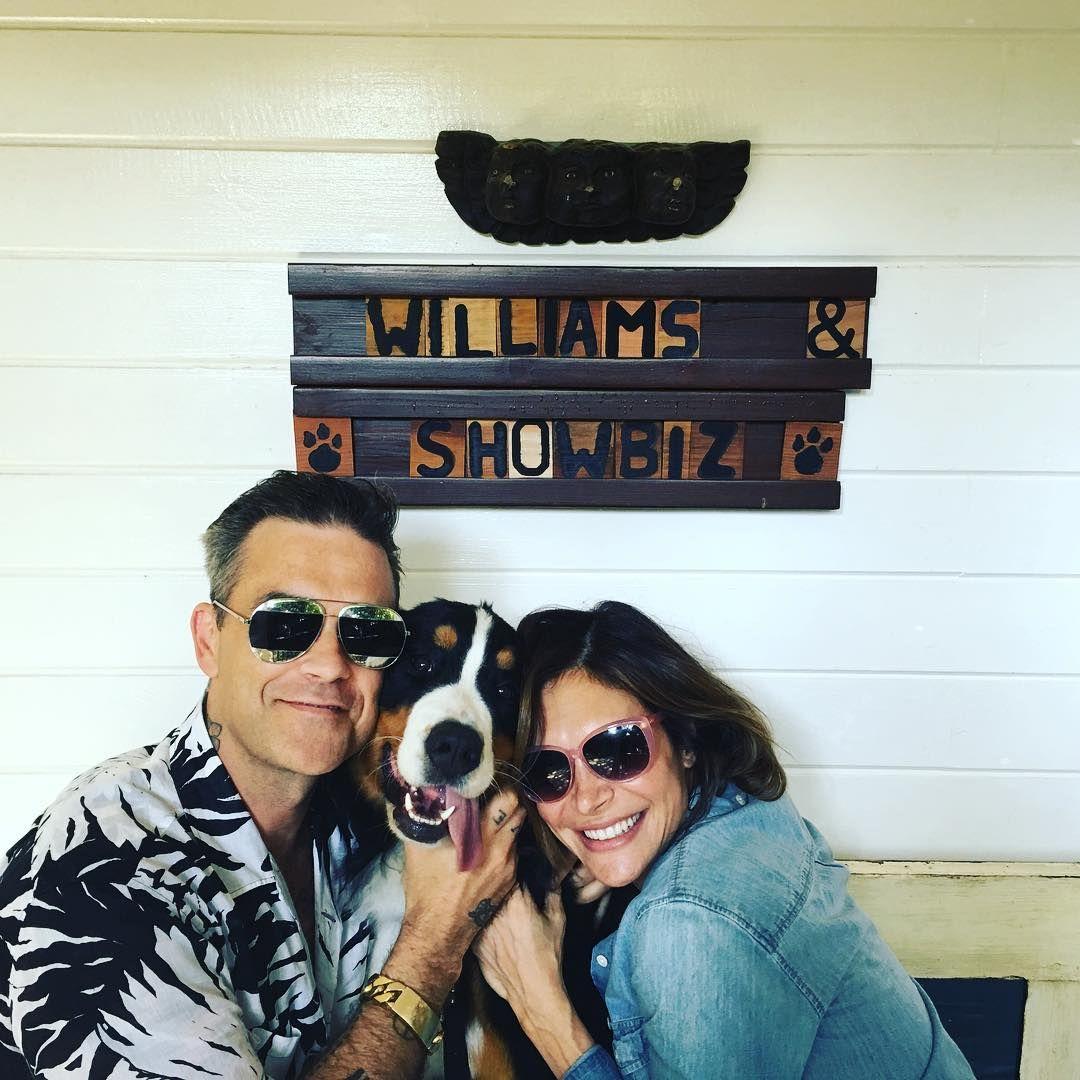 Ayda Field on weird 'dogging sex' with Robbie Williams