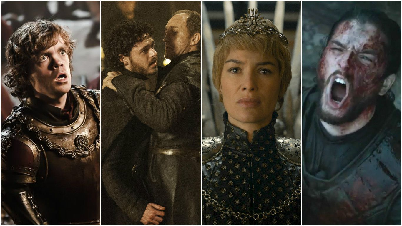 20 greatest Game of Thrones episodes EVER from seasons 1 to 6