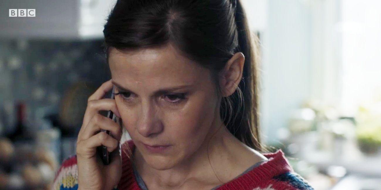 Molly (Louise Brealey) in 'Sherlock'