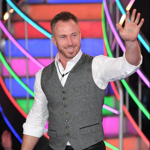 James Jordan evicted on Celebrity Big Brother