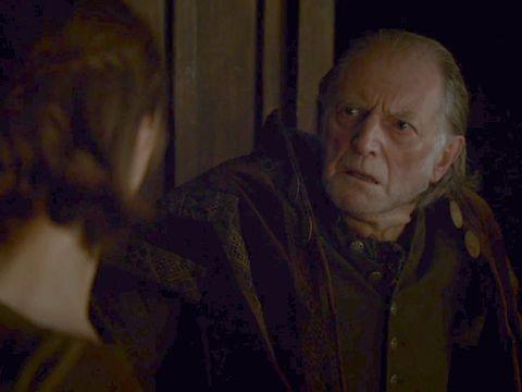 Game of Thrones: David Bradley as Walder Frey