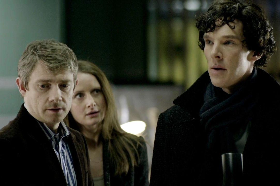 Sherlock, 'The Blind Banker'