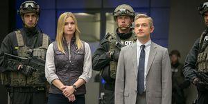 Martin Freeman Everett K Ross Captain America: Civil War