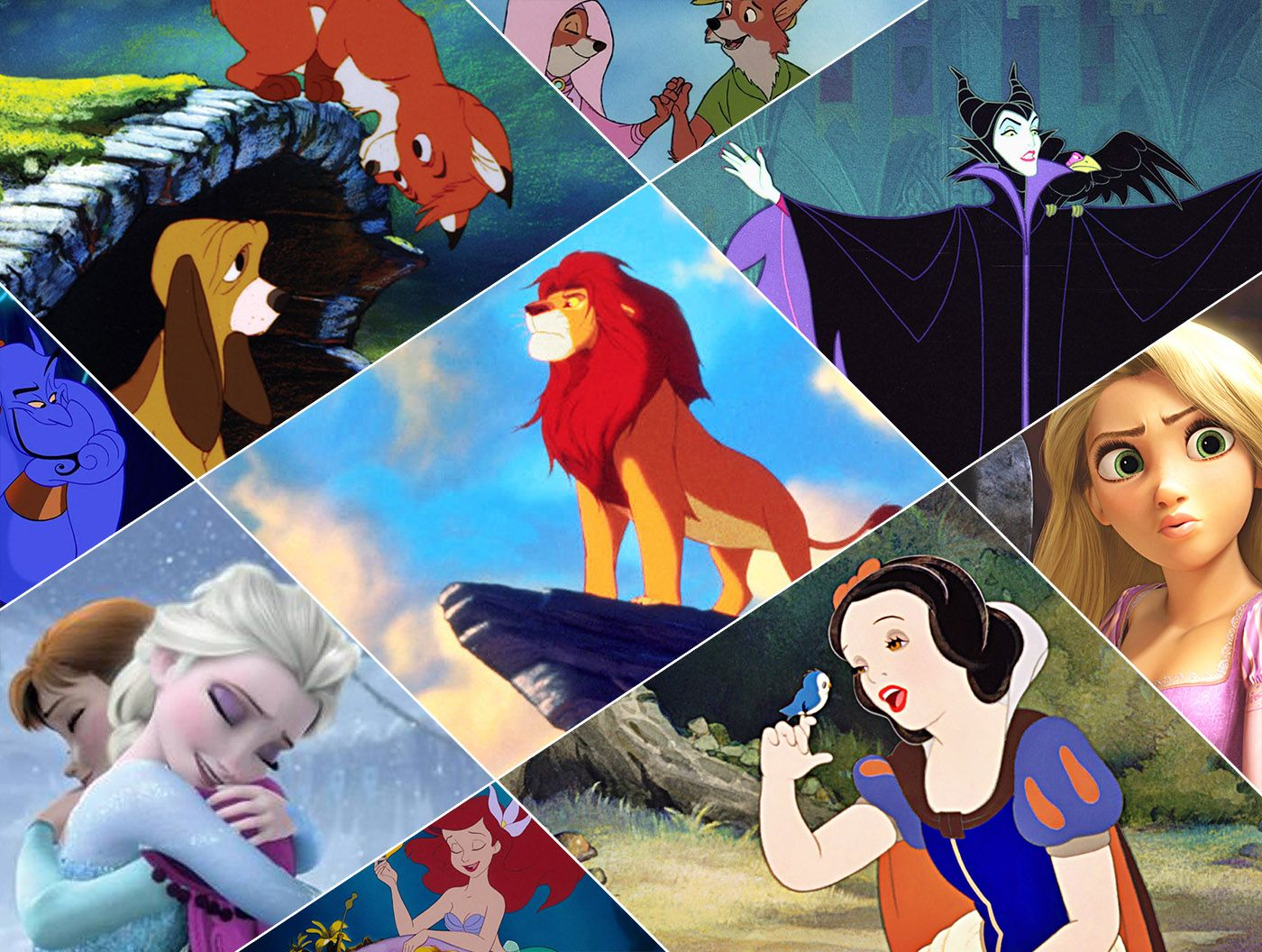 Disney cartoon movies ranked: is Beauty and the Beast best or is
