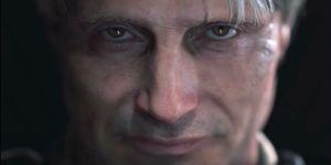 Mads Mikkelsen in Death Stranding trailer