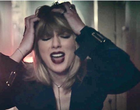 Taylor Swift Fifth Shades video