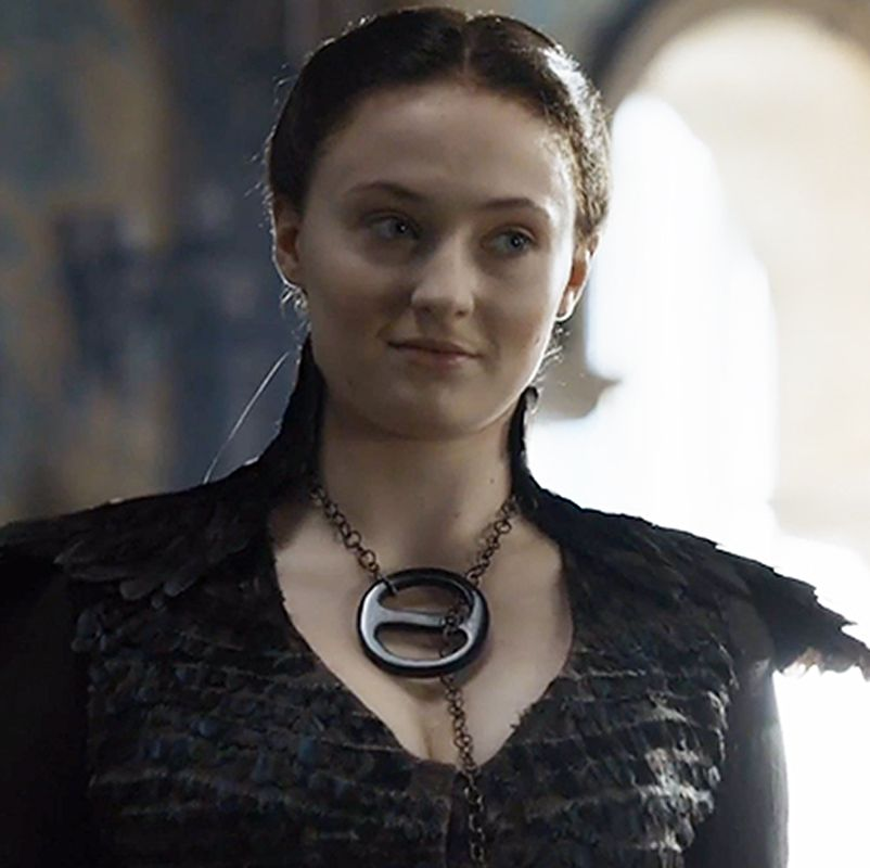 Game of Thrones' Sophie Turner clears up whether she spoiled the end of the final season