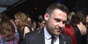 Emmerdale star Danny Miller chats to Digital Spy at the National Television Awards