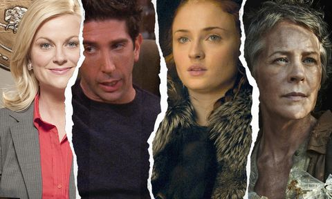 8 TV characters who totally changed personality
