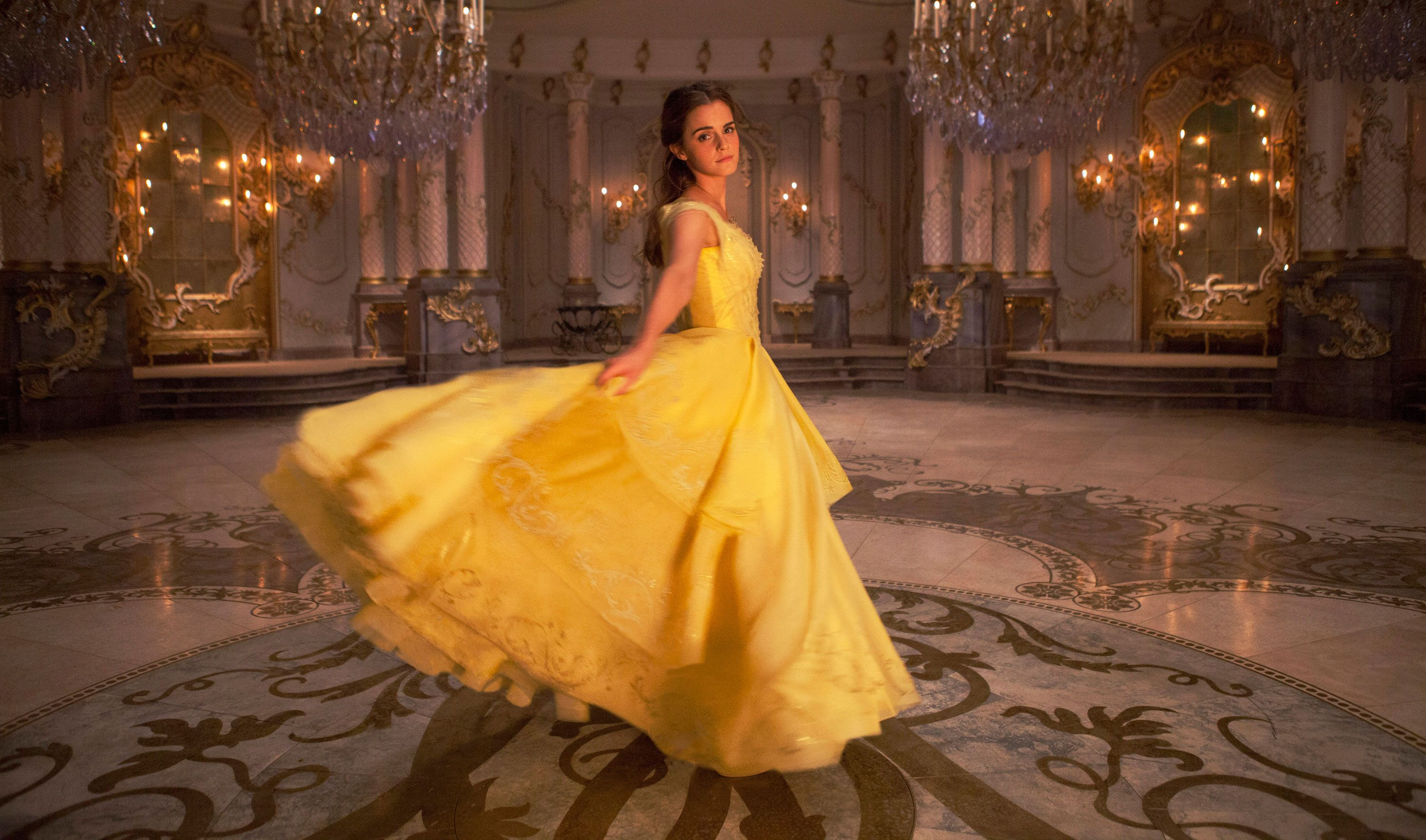 33118888cd4 Beauty and the Beast s Emma Watson says Belle