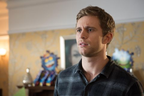 Nathan Nightingale gets suspicious over Mac and Lisa in Hollyoaks