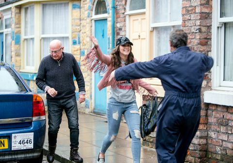 Rosie and Sophie Webster return to Weatherfield in Coronation Street