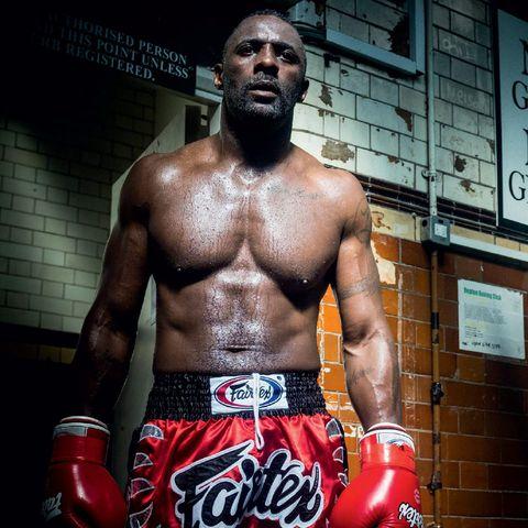 Idris Elba, Discovery UK, Idris Elba: Fighter, TV programme