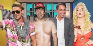 CBB Photoshop, Stephen Bear, Perez Hilton, Bobby Norris, Courtney Stodden